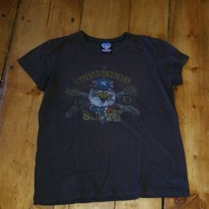 JUNK Food Lynard Skynyrd Shirt